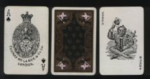 collectable Union Castle Shipping lines playing cards c 1950